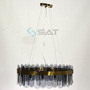 Люстра Hi-Tech P 464/800 GraY E14*14