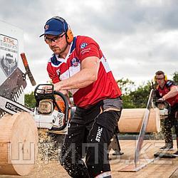 Соревнования Stihl Timbersports