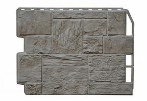 Фасадные панели Туф 3D Facture Светло-бежевый 795х595 мм (0,41 м2) ДАЧНЫЙ FINEBER