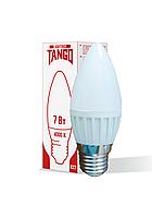 Лампа светодиодная свеча TANGO 7W E27 4000K 220V