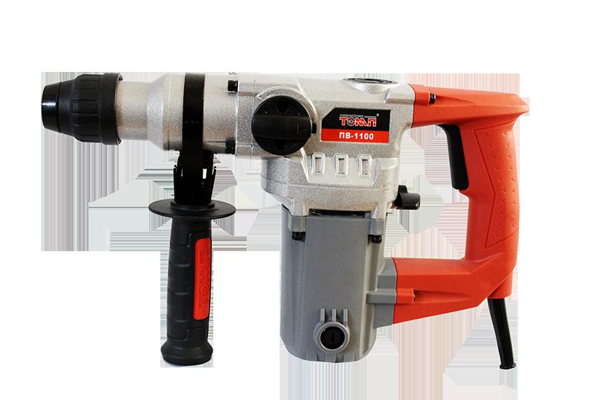 Перфоратор ТЭМП - ПВ-1100 W - 4,5 дж