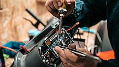 Ремонт электро-самокатов huawei