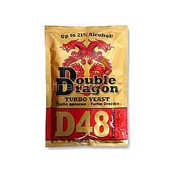 Турбо дрожжи Double Dragon D48