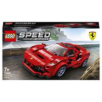 LEGO Speed Champions 76895 Конструктор ЛЕГО Чемпионс Ferrari F8 Tributo