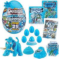 Zuru Smashers 7455 Гигантское яйцо динозавра Ледниковый период высота 28 см в асс