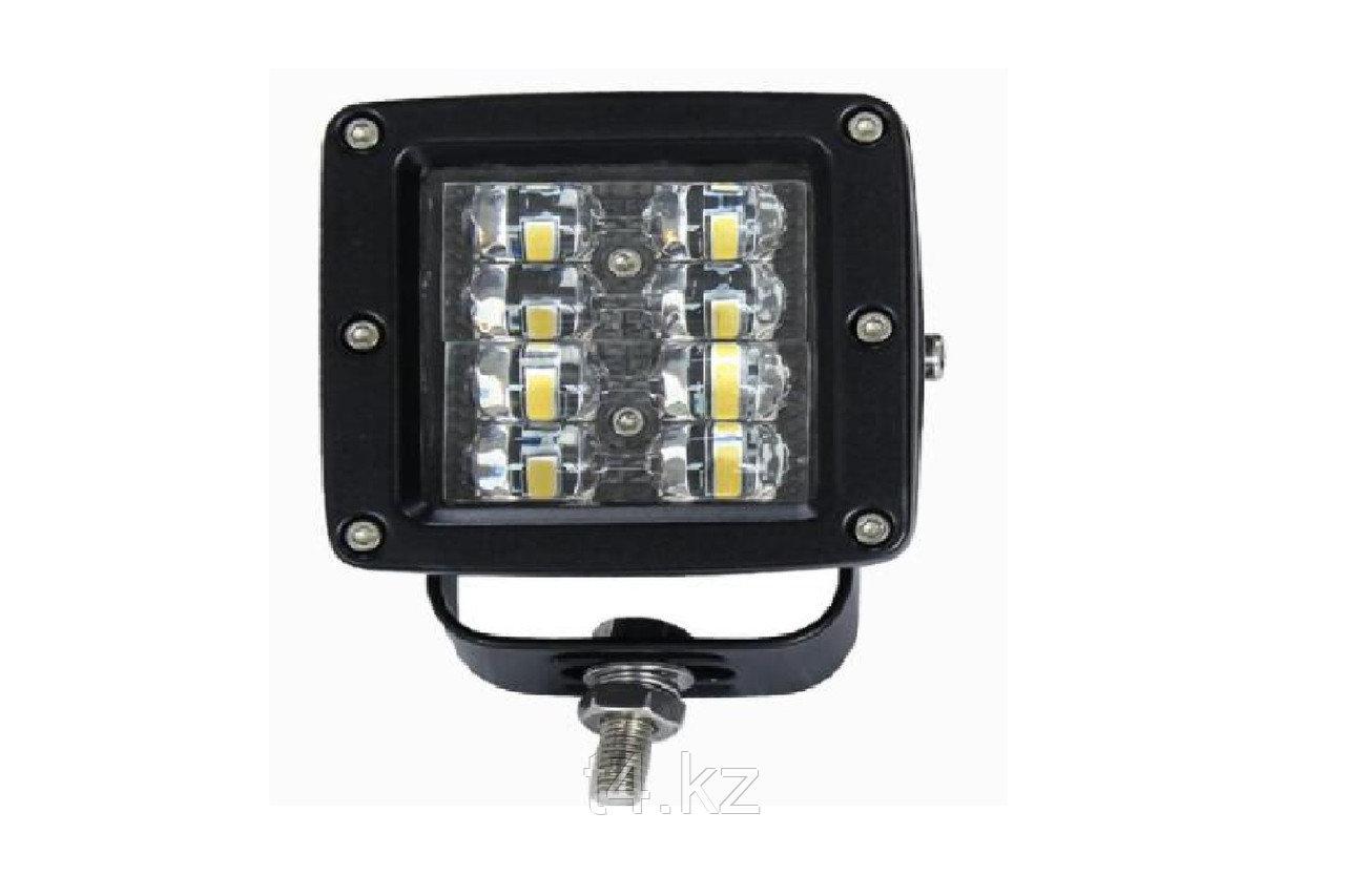 Фары дополнительного света светодиодные 100 мм / 24W - T4