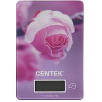 Кухонные весы Centek CT-2459 фиолетовый