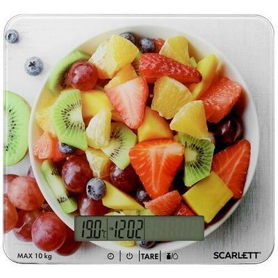 Кухонные весы Scarlett SC-KS57P48 серый