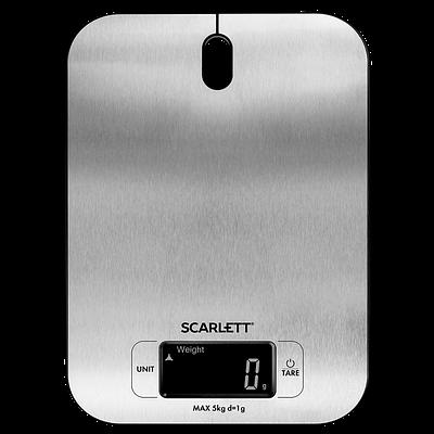 Весы кухонные Scarlett SC-KS57P99 сталь
