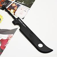 Игрушечное оружие Наруто нож Кубикирибочо цвет черный