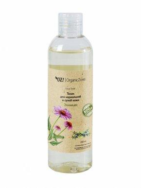 Тоник для нормальной и сухой кожи Organic Zone на розлив