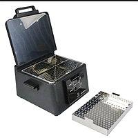 Тепловой стерилизатор для маникюра.