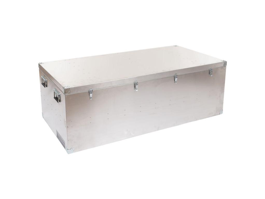 Ящик алюминиевый Олимп 1550х750х500
