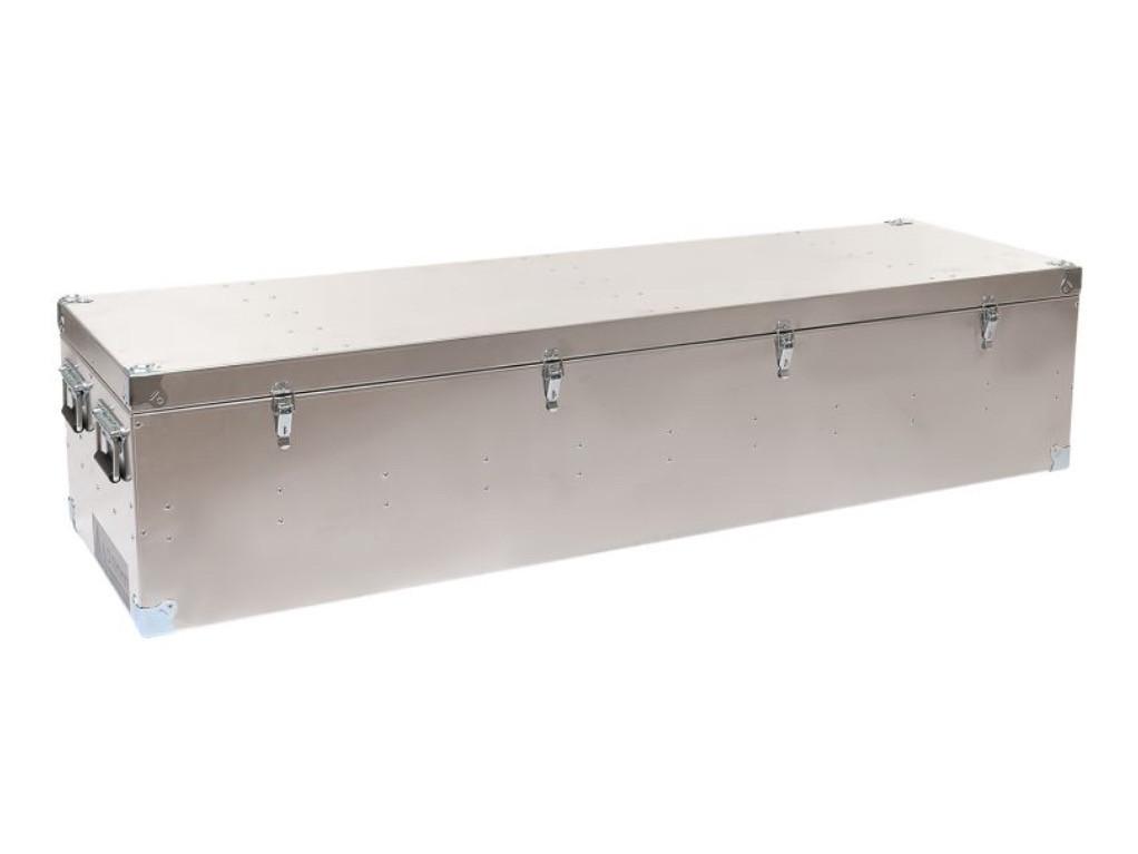 Ящик алюминиевый Олимп 1800х450х350
