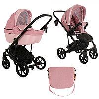 Детская коляска Pituso Confort 2 в 1 Plus 32 Пудра