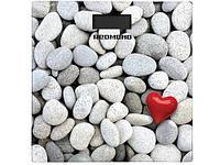 Весы напольные Redmond RS-751 камни с сердцем