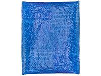 Тент универсальный ТОНАР (4x6м)(60г/м2)(синий) R 85099