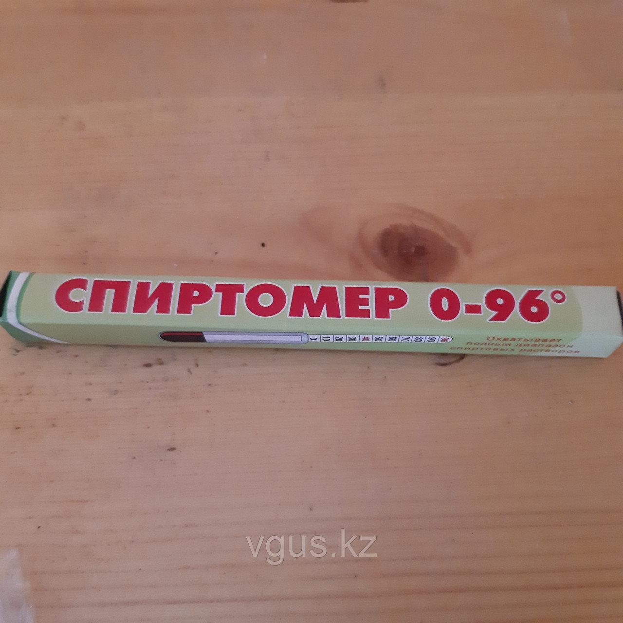 Спиртометр-ареометр 0-96` Длина 13.5 см.