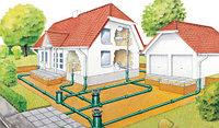 Устройство наружных сетей водоснабжения, теплоснабжения и канализации