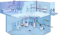 Устройство внутренних систем водопровода, отопления и канализации