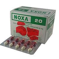Noxa 20 (10 капсул) + жёлтые таблетки 20 шт для суставов и позвоночника