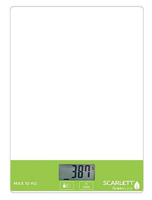 Кухонные весы SCARLETT SC KS57P93 (Green Line)
