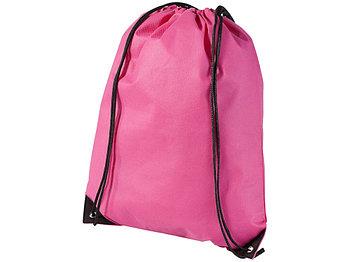 Рюкзак-мешок Evergreen, вишневый