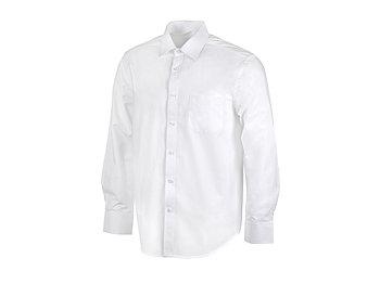 Рубашка Houston мужская с длинным рукавом, белый