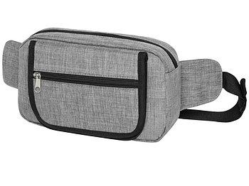 Поясная сумка Hoss, heather medium grey