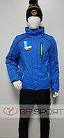 Костюм мужской горнолыжный Columbia(синий)
