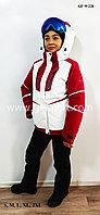 Женский горнолыжный костюм Salomon (комбинированный)