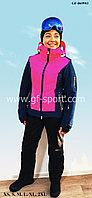Женский горнолыжный костюм Bogner (розовый)