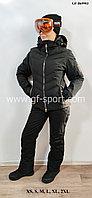 Женский горнолыжный костюм Bogner (черный)