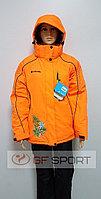 Костюм женский горнолыжный Columbia(оранжевый)