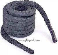 Канат для кроссфита в чехле - 12 м. (диаметр 5 см.)