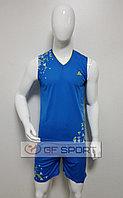 Форма баскетбольная Lidong(синяя)