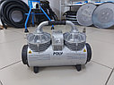Компрессор для штукатурной машины LK250 Kaleta, PFT, Putzmeister, фото 4