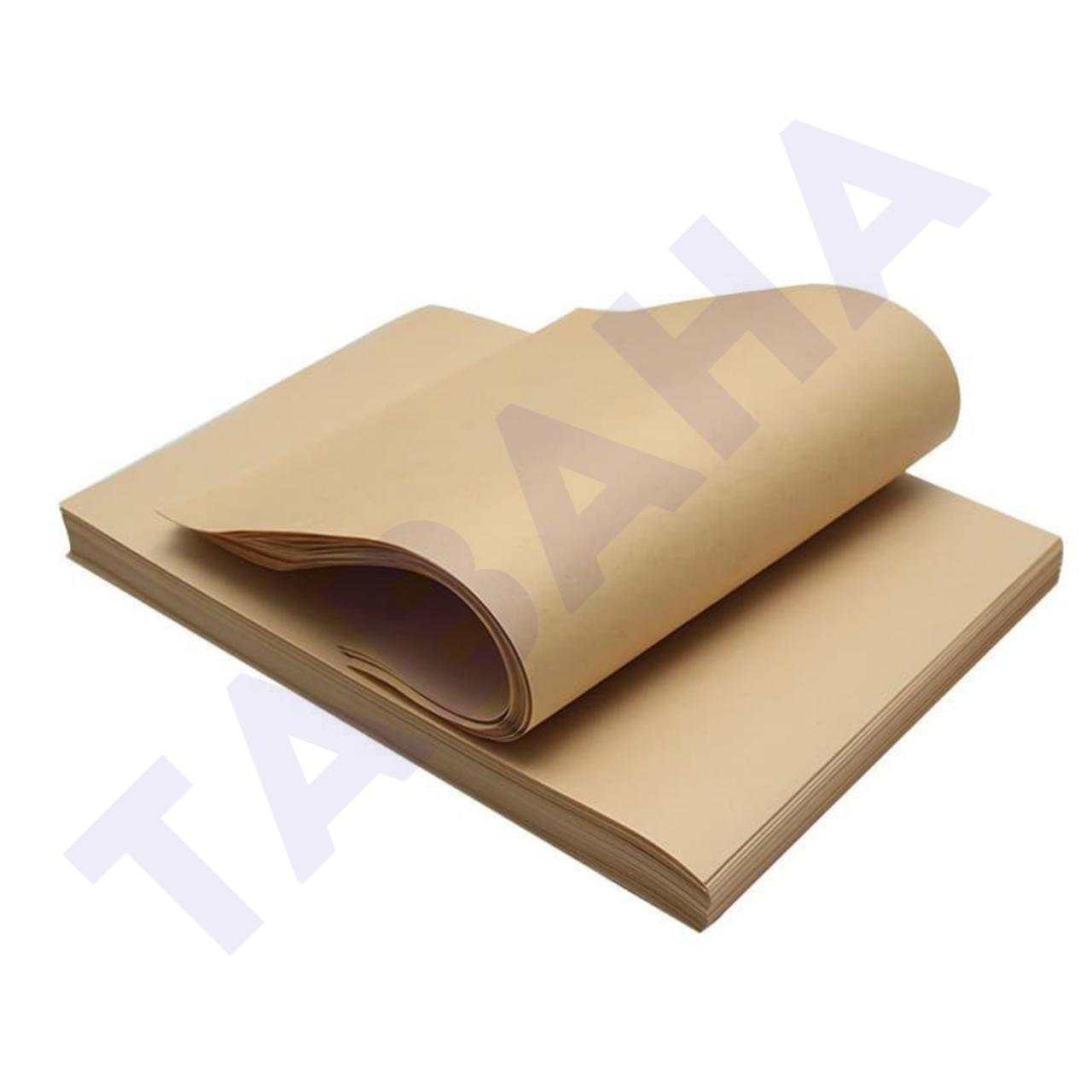 Крафт небеленый (коричневый) фабрика ИЛИМ (100 гр.)