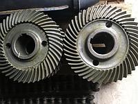 Колесо коническое зубчатое редуктора КЦ2-1300