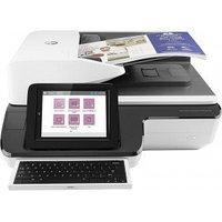 Cканер HP L2763A ScanJet Enterprise Flow N9120 fn2 (A3) 600 dpi, 24 bit, ADF (200 pages), 120-120 ppm,