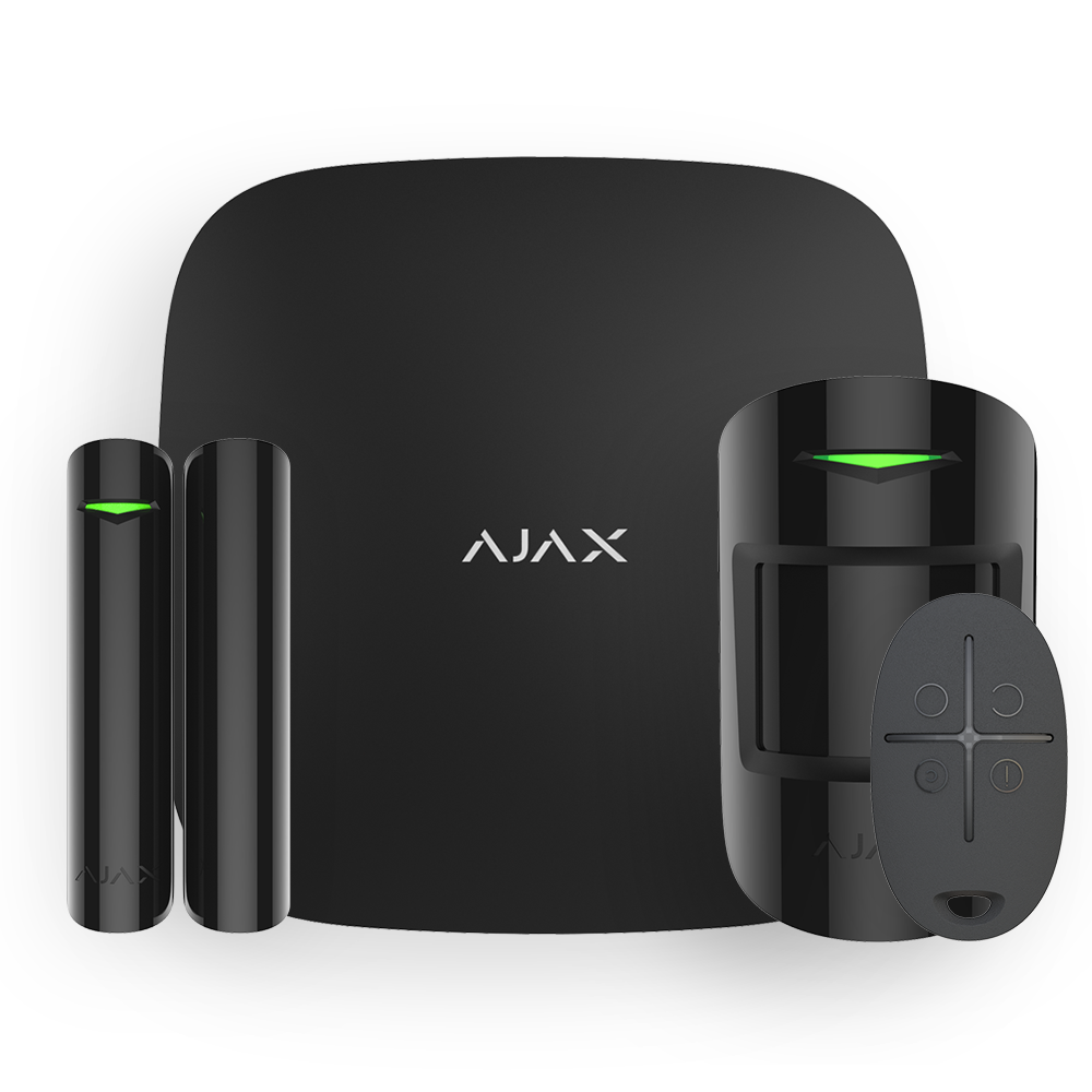 Ajax StarterKit  цвет чёрный