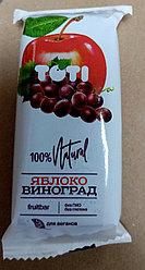 TOTI Батончик- пастила , Яблоко-Виноград   ,40 гр