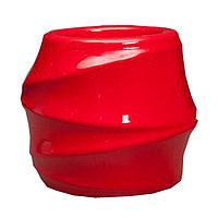 3653-BAMBU/RED-напольный горшок (MANTRA)