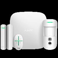 Ajax StarterKit Plus цвет белый