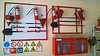Сертификат соответствия на пожарный инвентарь