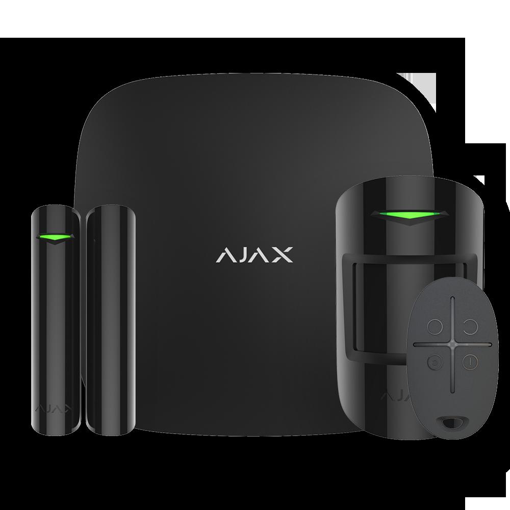 Ajax StarterKit Cam Plus  цвет черный
