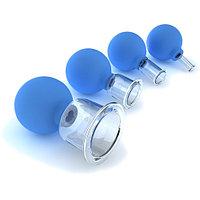 Банки вакуумные полимерно-стеклянные БВ-01-АП N4 косметические