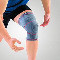 Ортез коленный Orlett DKN-203 Genuflex средней фиксации для облегчения боли и восстановления подвижности
