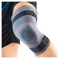 Бандаж на колено Orlett DKN-103 energy line средней фиксации для облегчения боли и восстановления подвижности