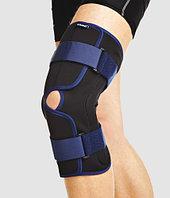 Бандаж на колено и суставов с полицентрическими шарнирами Оrlett , разъемный RKN-203